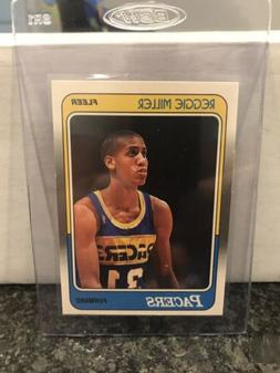 REGGIE MILLER 1988 Fleer #57 Rookie Indiana Pacers Guard. PS
