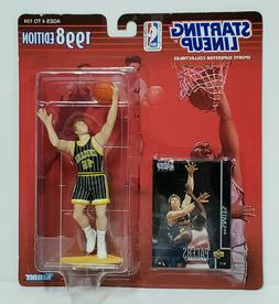 RIK SMITS - Indiana Pacers Kenner Starting Lineup SLU 1998 N