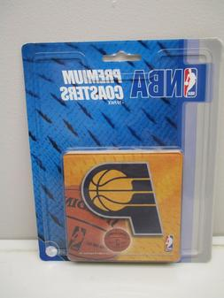Set of 10 NBA coasters Indiana Pacers Basketball
