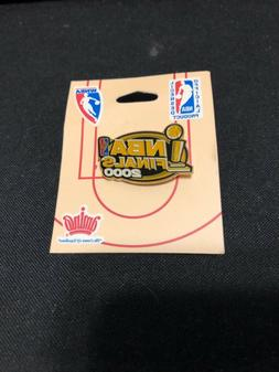 The NBA Finals 2000 Pin - New Los Angeles Lakers v Indiana P