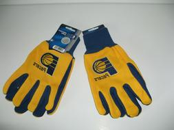 TWO  PAIR OF INDIANA PACERS, SPORT UTILITY GLOVES FROM FOREV